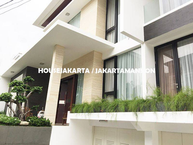 HR1000 House for Rent Sewa Lease at Pondok indah