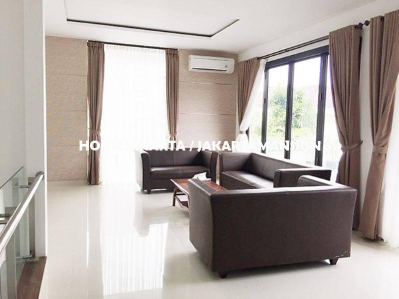 HR1000 House for Rent Sewa Lease at Pondok indah