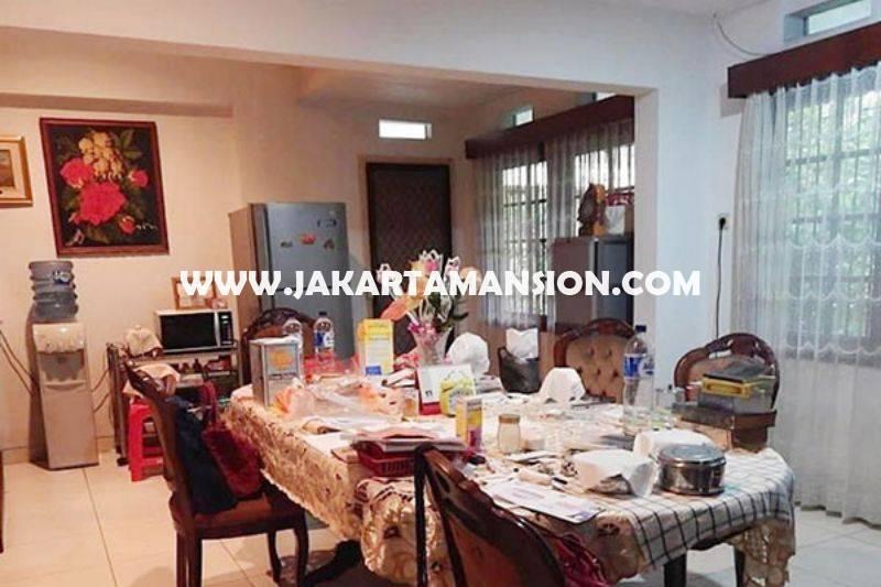 HS1044 Dijual Rumah jalan Karawang Menteng Murah Tanah Kotak Golongan C