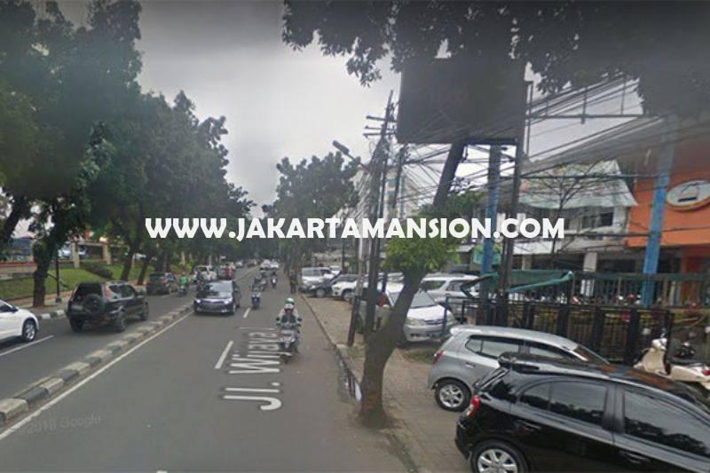 CS1075 Rumah buat usaha jalan Wijaya 1 Kebayoran Baru dekat Senopati Dijual Murah