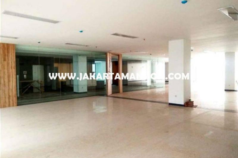 OS1077 Gedung Kantor 7 Lantai Jalan Kebon Sirih Jakarta Pusat Dijual Murah