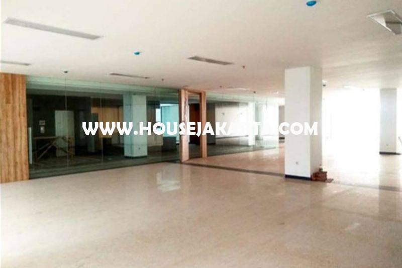 OS1078 Gedung Kantor 7 Lantai Jalan Kebon Sirih Jakarta Pusat Dijual Murah