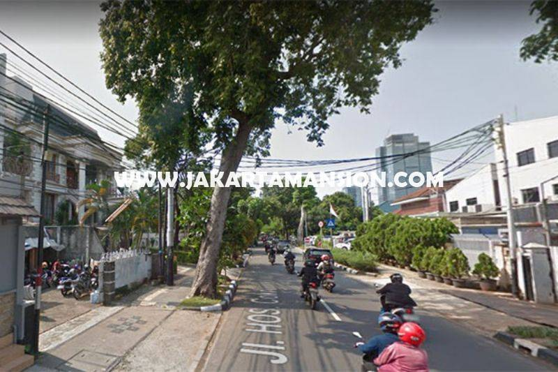 HS1083 Rumah Jalan HOS Cokroaminoto Menteng Luas 1750 Dijual Murah 80 juta/m