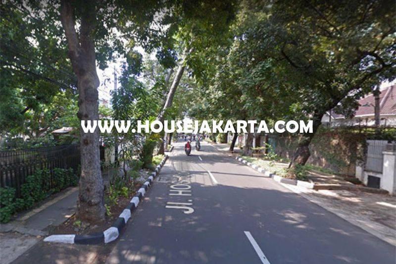 HS1084 Rumah Jalan HOS Cokroaminoto Menteng Luas 1750 Dijual Murah 80 juta/m