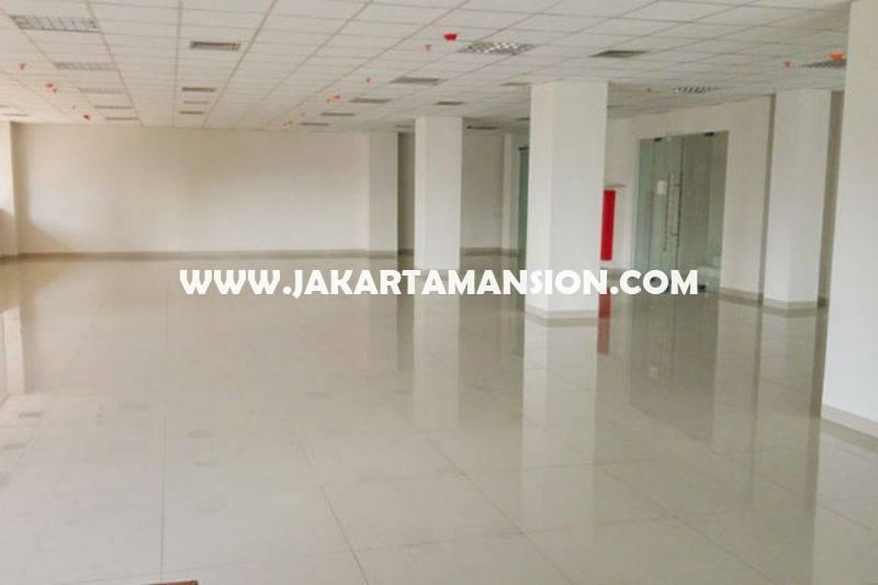 OS1097 Gedung Kantor Brand New Warung Buncit 6,5 Lantai & Basement Dijual Murah