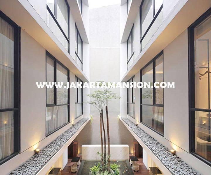 CS1103 Hotel Baru Bintang 3 Jalan Mangga Besar Raya Jakarta Pusat 8 Lantai Dijual Murah 70 kamar