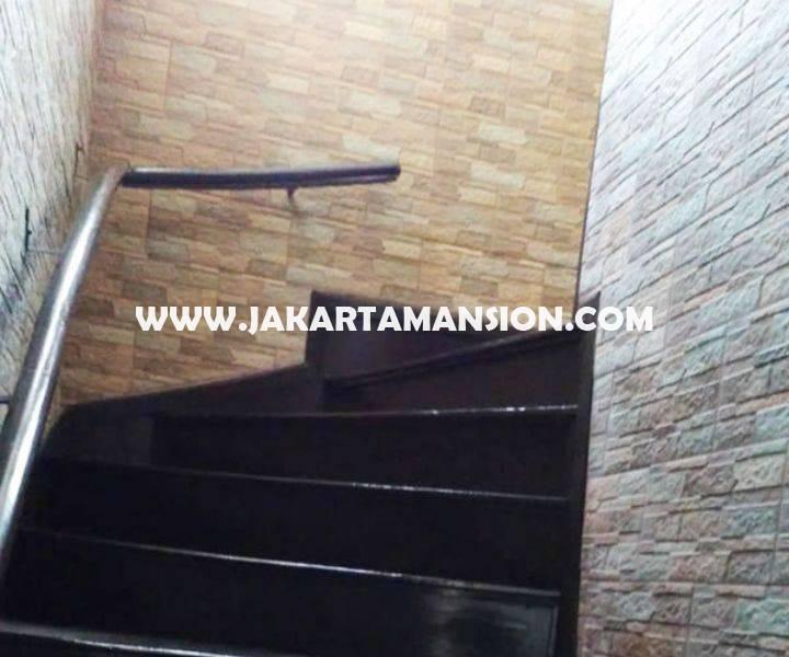 HS1107 Rumah Siap Huni Jalan Imam Bonjol Menteng Dijual Murah Tanah Kotak