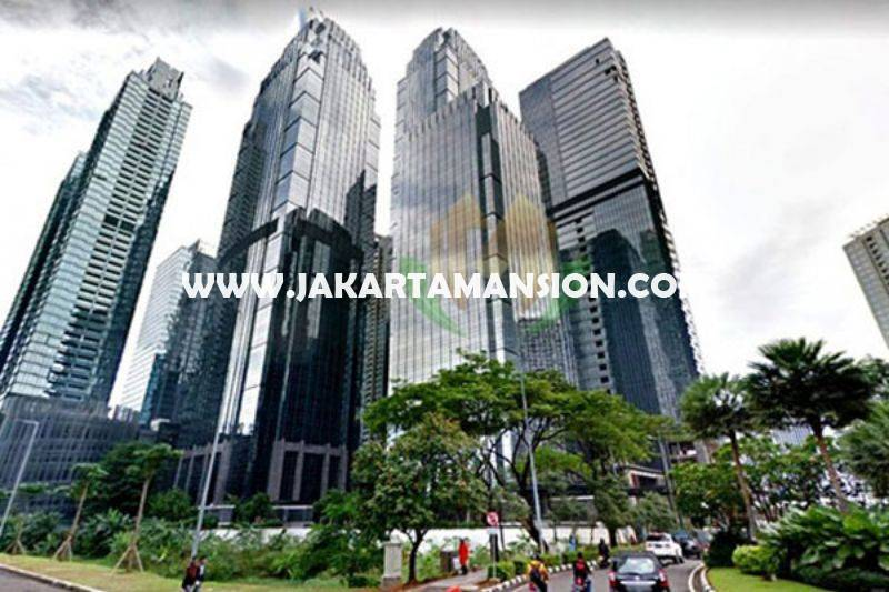 OS1110 Dijual kantor Office District 8 SCBD Sudirman Senopati Treasury Tower Lantai Tinggi