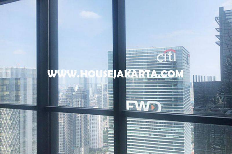 OS1111 Dijual kantor Office District 8 SCBD Sudirman Senopati Treasury Tower Lantai Tinggi