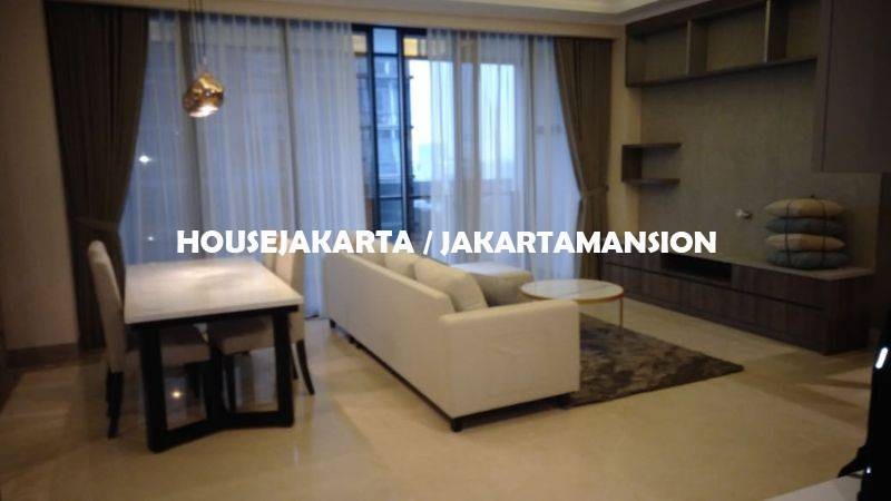 AR1114 Brand New Apartement District 8 SCBD Sudirman Senopati for rent sewa lease