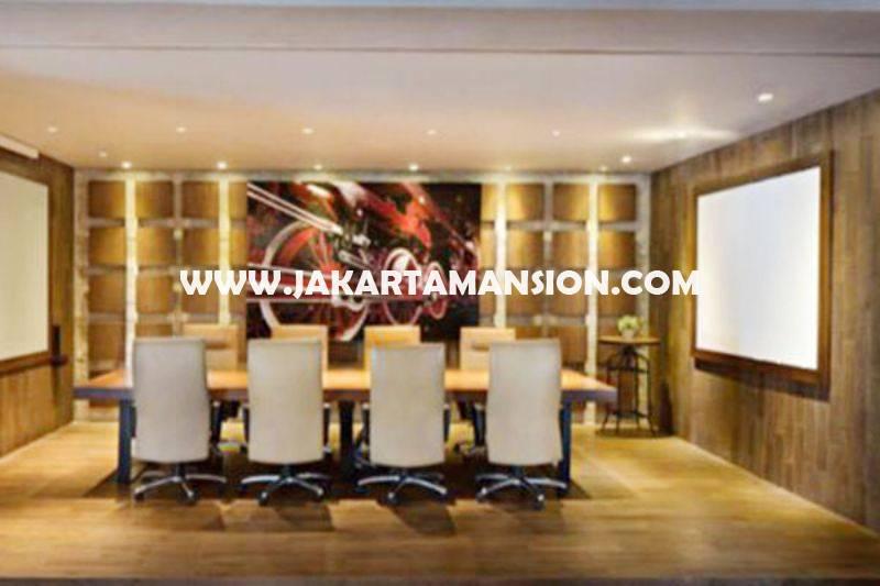 OS1125 Kantor di Office 88 Kota Kasablanka 1 lantai Luas 1700m Dijual Murah 40 juta/m