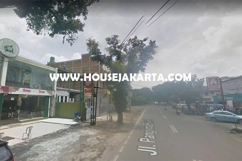 CS1164 Rumah Toko Ruko Restoran Jalan Panglima Polim IX Kebayoran Baru Dijual