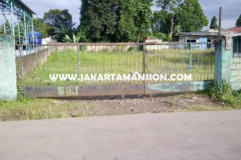 LS1165 Tanah Daerah Wijaya Kebayoran Baru dekat SCBD Sudirman Senopati Dijual Murah