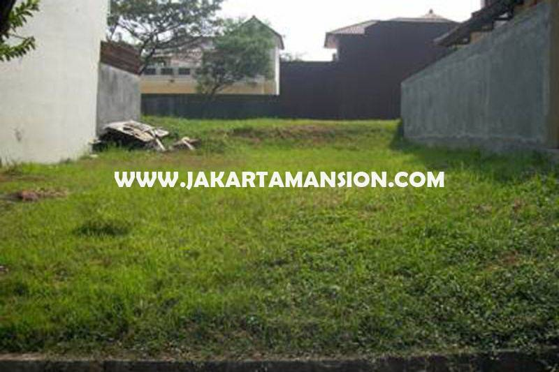 LS1172 Tanah Komersial Jalan Probolinggo Menteng Dijual Murah ijin bisa kantor 4 Lantai