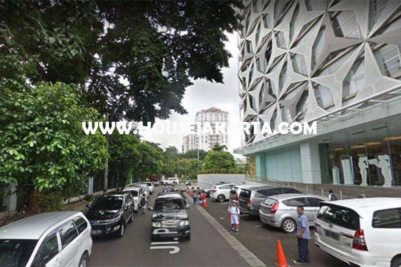 LS1173 Tanah Komersial Jalan Probolinggo Menteng Dijual Murah ijin bisa kantor 4 Lantai