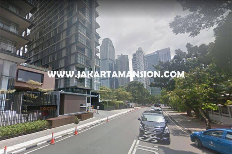 LS1182 Tanah Jalan Senopati Raya luas 3000m dekat SCBD Sudirman Dijual ijin Bisa Gedung