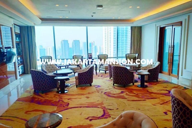 AS1190 Apartement Raffles Residence Ciputra World Jalan Satrio Kuningan Luas 473m Dijual Murah