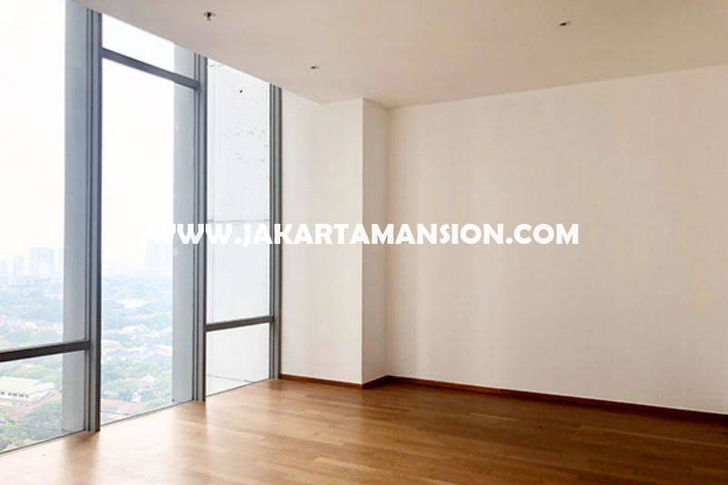 AS1194 Apartement Senopati Suite Kebayoran Baru dekat SCBD Sudirman 4 BedRooms luas 300m Dijual Murah