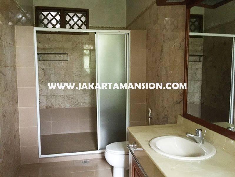HS1198 Rumah Jalan Cibitung 3 Kebayoran Baru dekat senopati SCBD Sudirman Dijual Murah