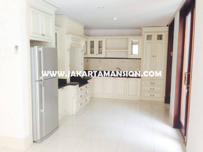 HR1204 House for Rent sewa lease at Kemang