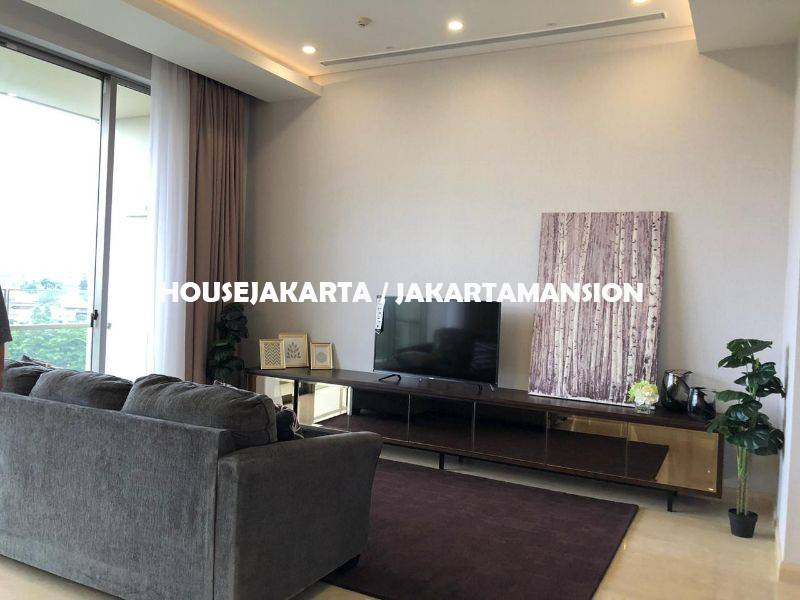 AR1215  Apartment The Pakubuwono Spring for rent sewa lease