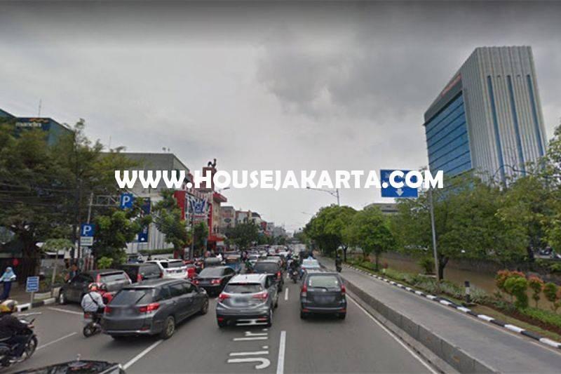 OS1221 Gedung Kantor 5 Lantai Jalan Raya Juanda Harmoni Kota dekat Thamrin Dijual Murah