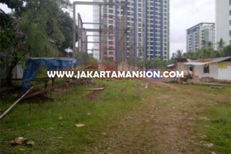 LS1229 Tanah Jalan Ir. H. Juanda Bekasi Dijual Murah 7,5 juta bisa dibangun 20 Lantai