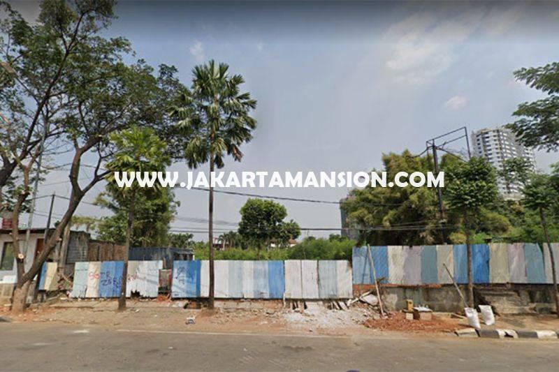 LS1231 Tanah komersial jalan TB Simatupang luas 6.022m Dijual Murah 40juta/m bisa Office 18 Lantai