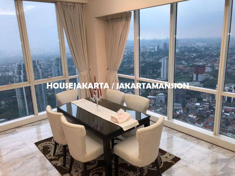 AR1238 Penthouse The Peak Residence For Rent Sewa Lease