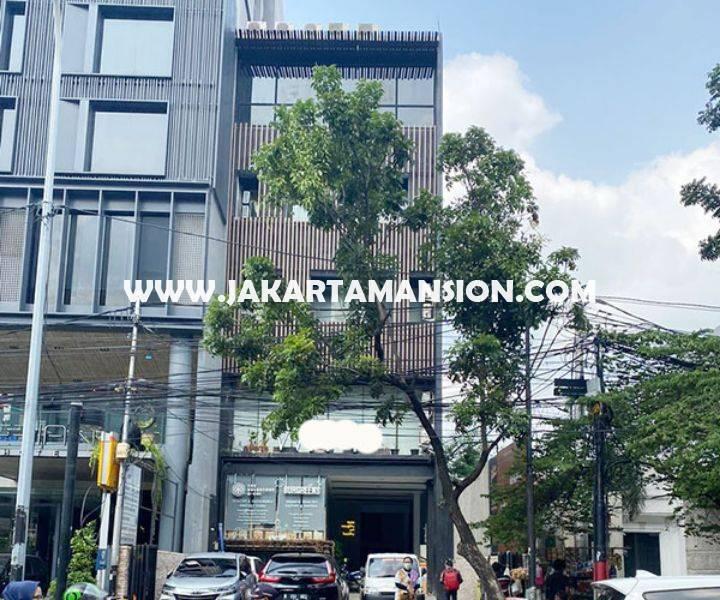 CS1259 Gedung Bagus 6 lantai di Menteng Dijual Murah Lokasi strategis dekat Thamrin