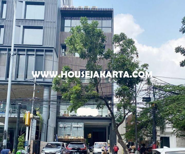 CS1260 Gedung Bagus 6 lantai di Menteng Dijual Murah Lokasi strategis dekat Thamrin