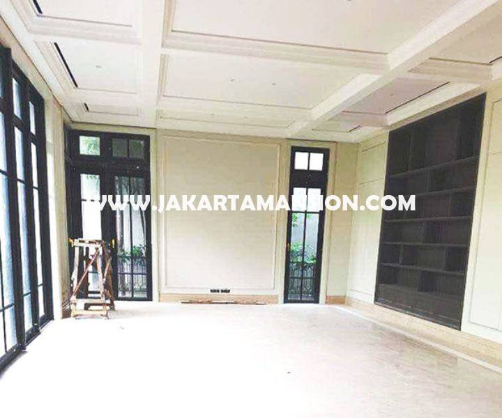 HS1261 Rumah Brand New Kebayoran Baru dekat Senopati Dijual 3 lantai ada Lift Swimming Pool