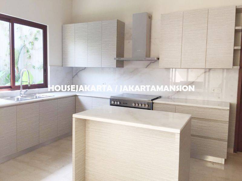 HR1264 Brand New Compound House for rent sewa lease at Kemang Area
