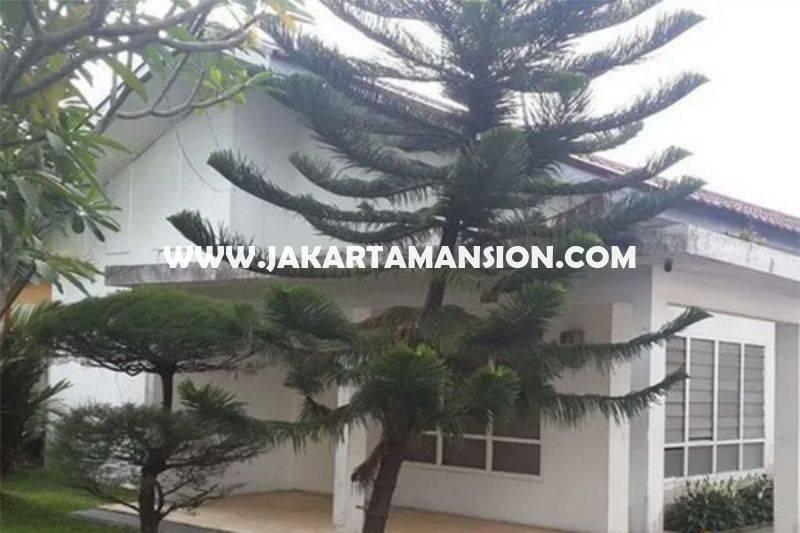 HS1302 Rumah Jalan Suwiryo Menteng Hitung Tanah luas 1250m Dijual Murah 100juta/m Jarang Ada