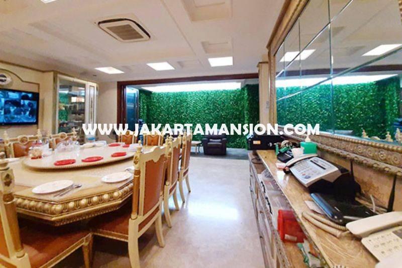 CS1306 Gedung Kantor Daerah Tanjung Karang dekat Sudirman Thamrin Dijual Murah bisa dibangun 12 lantai