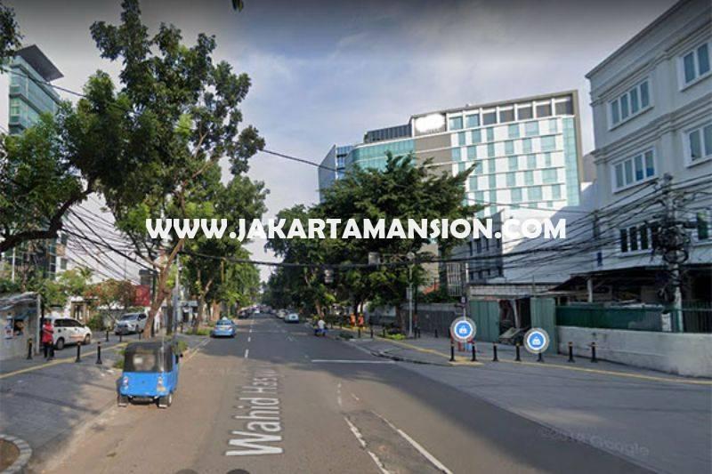 LS1335 Tanah Jalan Wahid Hasyim belakang Sarinah Thamrin Zona Ungu Komersial Bisa 8 lantai Dijual Murah