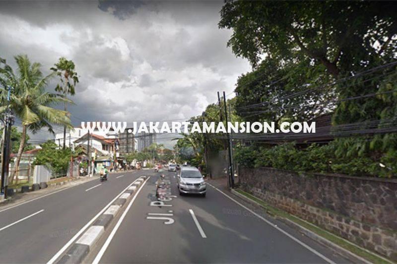 LS1341 Tanah Jalan Pejaten Barat Raya Luas 2,500m Dijual Murah 23 juta/m dekat Kemang Simatupang