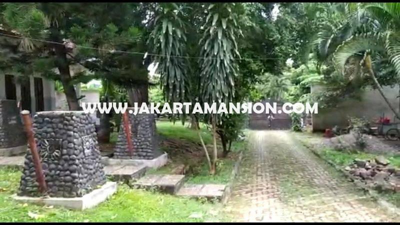 LS1349 Tanah Jalan Duren Tiga dekat Mampang Prapatan Pancoran Luas 3.220m Dijual Murah Harga NJOP 15,5 juta/m