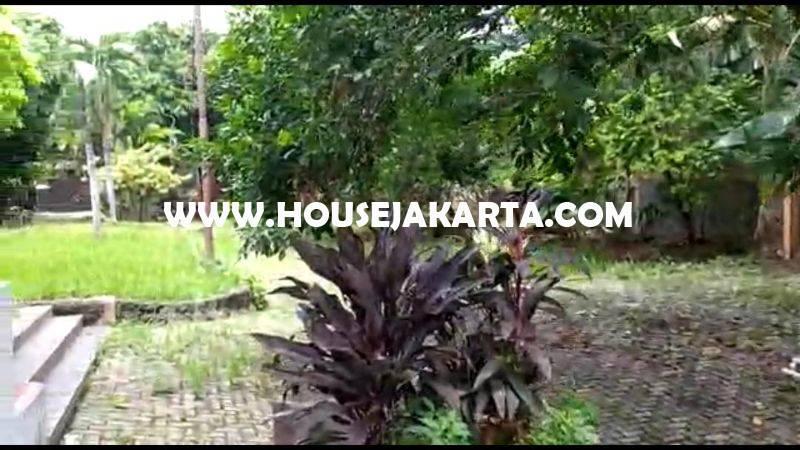 LS1350 Tanah Jalan Duren Tiga dekat Mampang Prapatan Pancoran Luas 3.220m Dijual Murah Harga NJOP 15,5 juta/m