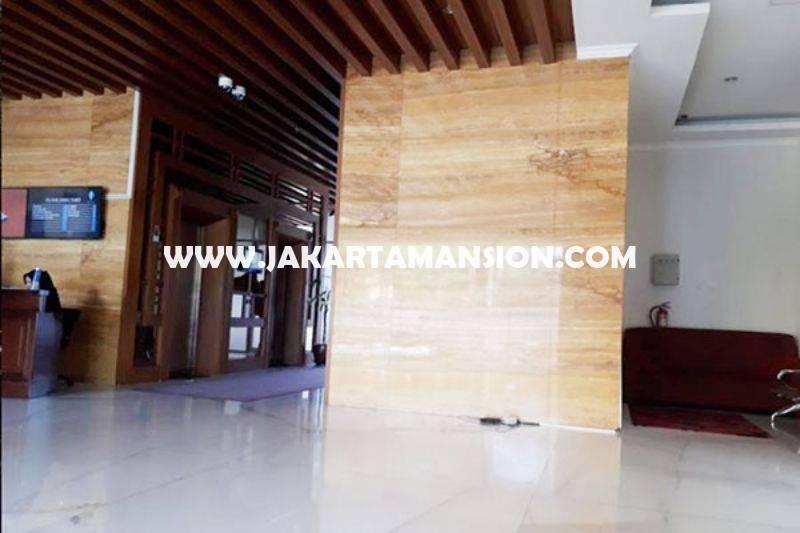 OS1375 Gedung Kantor 15 Lantai Jalan Raya TB Simatupang Dijual Office Building Lokasi Premium