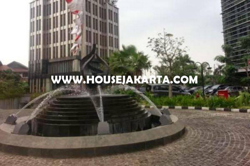 OS1376 Gedung Kantor 15 Lantai Jalan Raya TB Simatupang Dijual Office Building Lokasi Premium