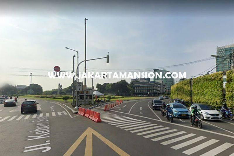 LS1379 Tanah Komersial Jalan Raya Kebon Sirih Menteng Dijual Murah Bisa dibangun 7 Lantai