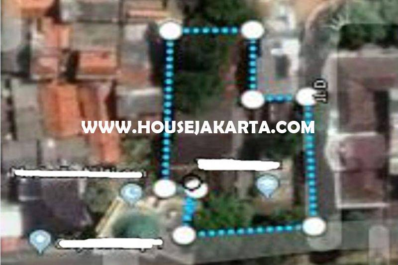 HS1404 Rumah Jalan Mampang prapatan dekat warung buncit raya bisa buat usaha kost dijual murah 17,5 juta/m