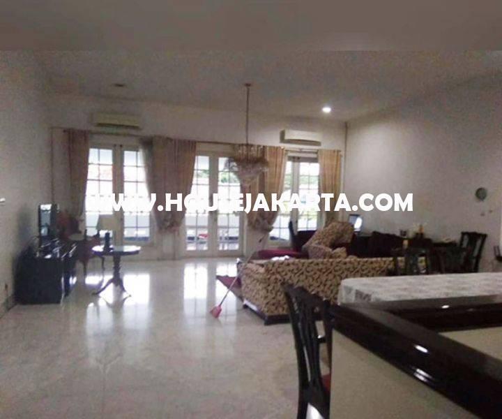 HS1408 Rumah Bagus Jalan Sriwijaya Senopati Kebayoran Baru dekat SCBD Sudirman Dijual