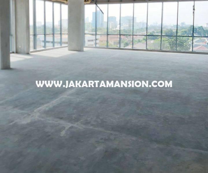 OS1429 Gedung Baru Jalan Warung Buncit Raya Mampang Prapatan 6 lantai ada Basement Dijual Murah 64M