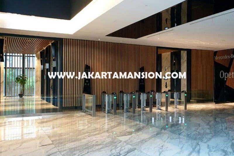 OS1437 Kantor Office space Wisma Sudirman 7.8 Dijual Murah ada 4 lantai luas 2000m