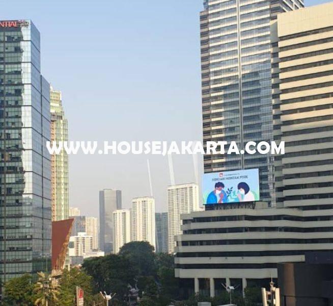 OS1438 Kantor Office space Wisma Sudirman 7.8 Dijual Murah ada 4 lantai luas 2000m