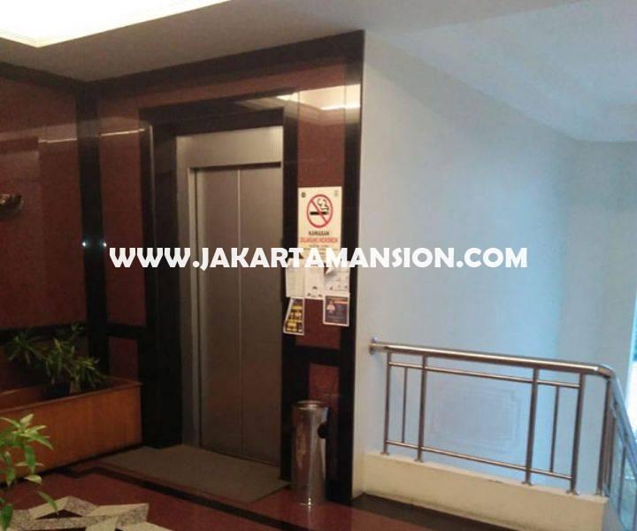 OS1447 Gedung Kantor Komersial 4 lantai ada basement Jalan Teuku Cik ditiro Menteng Dijual Murah