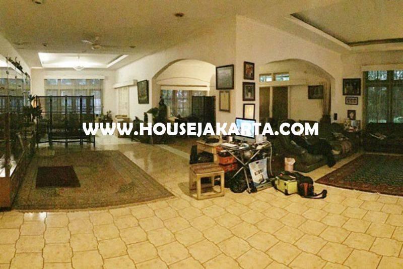 HS1463 Rumah Jalan Taman Brawijaya 3 Kebayoran Baru luas tanah 943m Dijual Murah 39M