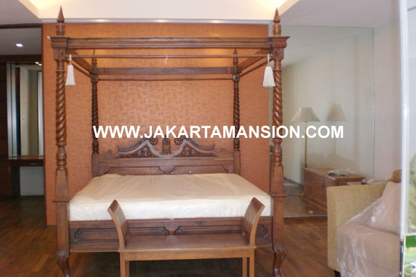 HR178 House at Brawijaya Kebayoran Baru for Rent